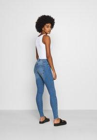 Dr.Denim - PLENTY - Jeans Skinny Fit - paradise light blue - 2