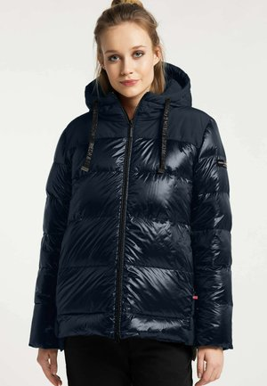 KATE  - Down coat - midnight blue