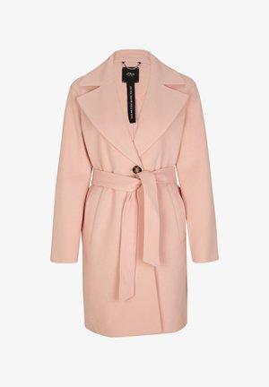 Short coat - spring rose