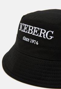 Iceberg - BUCKET HAT UNISEX - Hat - black - 4