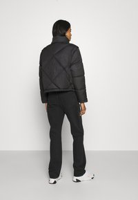 ONLY - ONLHANNAH QUILTED JACKET - Winter jacket - black