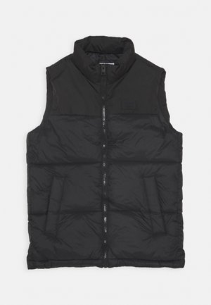 JJDREW PUFFER - Waistcoat - black