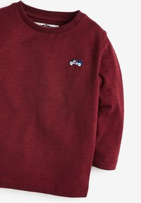 Next - Long sleeved top - dark red - 2