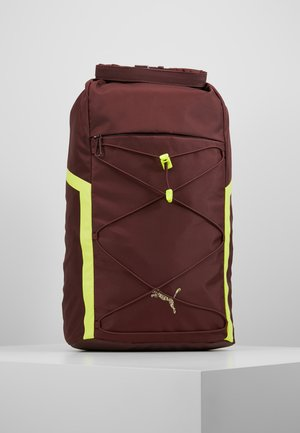 SHIFT BACKPACK - Rucksack - vineyard wine