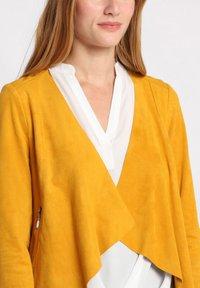 Cache Cache - Blazer - jaune moutarde - 3