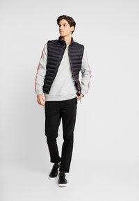 Pier One - Sweatshirt - mottled light grey - 1