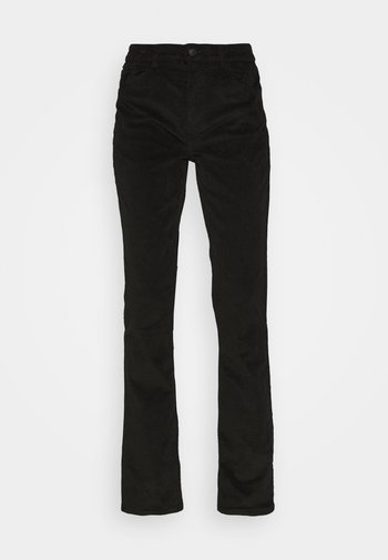 ONLMARY GLOBAL - Trousers - black