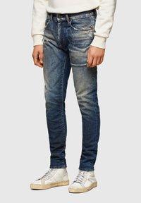Diesel - Slim fit jeans - dark blue - 3