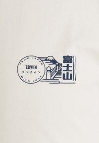 Edwin - MONDOKORO UNISEX - Print T-shirt - whisper white - 6