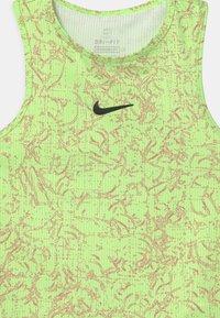 Nike Performance - Top - lime glow/black - 2