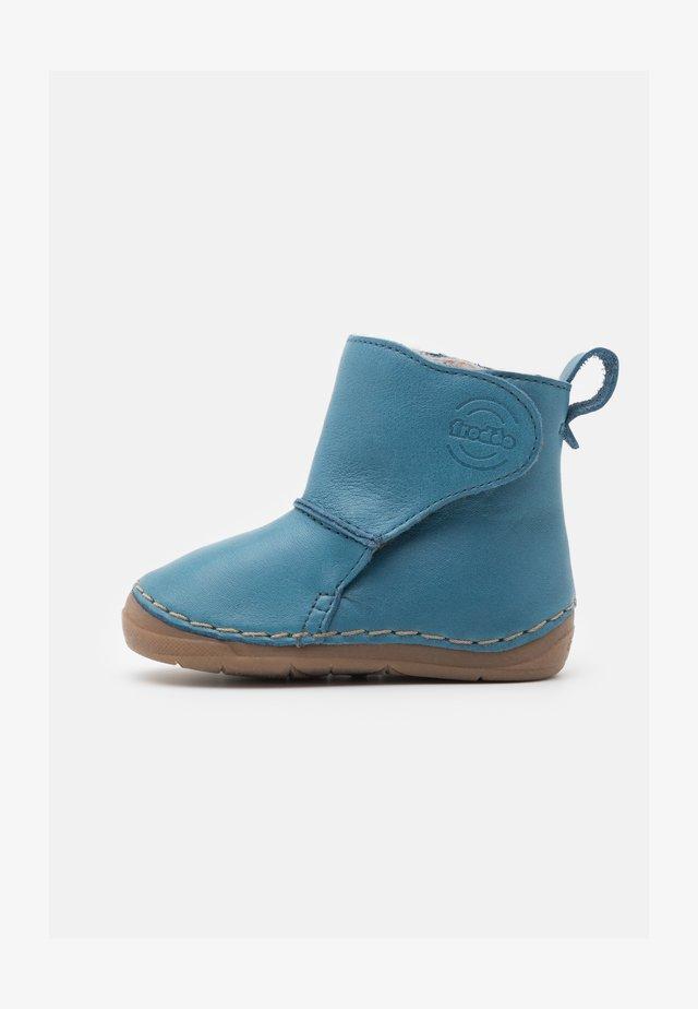 PAIX BOOTS WIDE FIT UNISEX - Støvletter - jeans