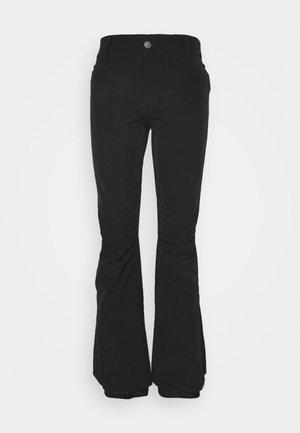 CREEK SHORT - Zimní kalhoty - true black