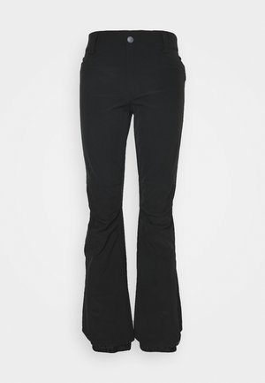 CREEK SHORT - Pantalón de nieve - true black