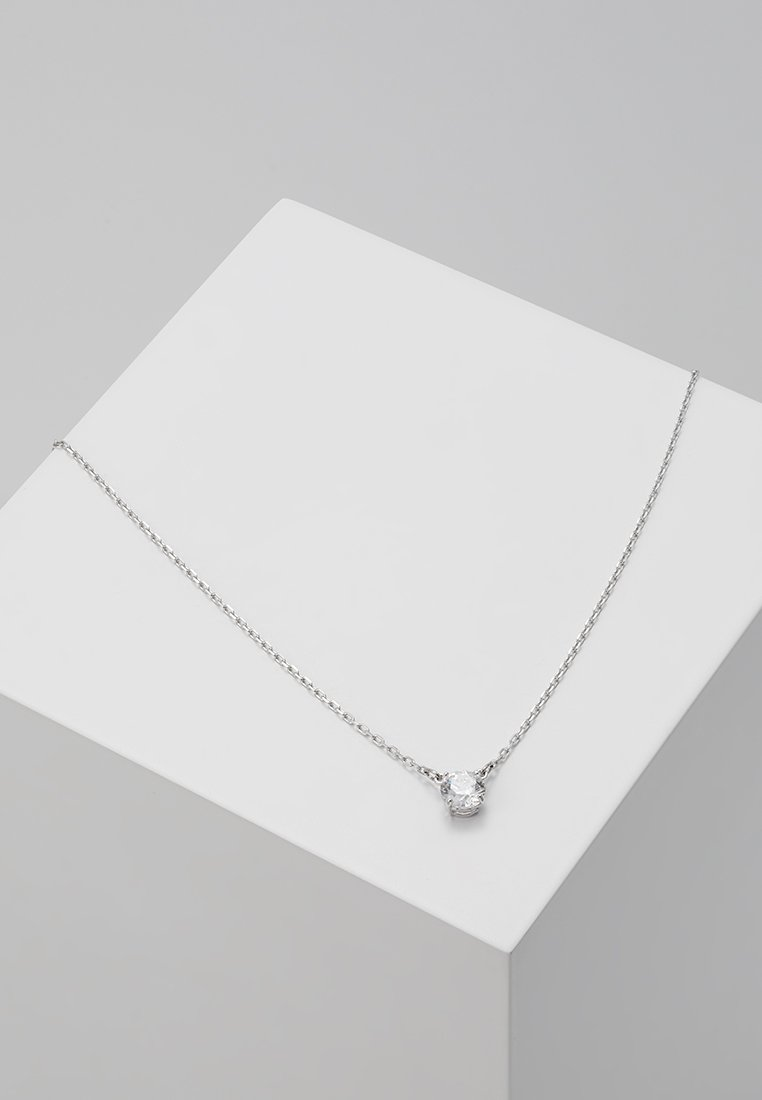 Swarovski - ATTRACT NECKLACE  - Ketting - silver-coloured