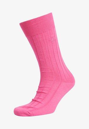 Strømper - hot pink