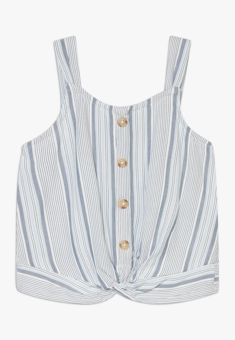 Abercrombie & Fitch - BEST IS BACK BARE TWIST - Top - blue