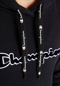 Champion - Bluza z kapturem - black - 3