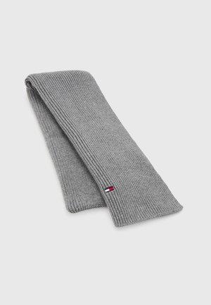 SMALL FLAG SCARF UNISEX - Šála - light grey heather