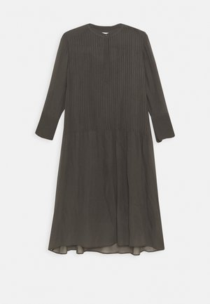 ELM DRESS - Day dress - black olive