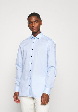 CLASSIC KENT KRAGEN - Formal shirt - light blue