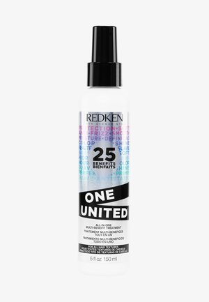 RERDKEN ONE UNITED MULTI-BENEFIT-TREATMENT, PFLEGESPRAY MIT 25 PFLEGENDEN EIGENSCHAFTEN - Hair treatment - -