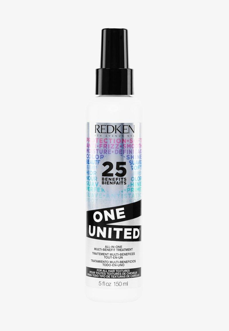 Redken - RERDKEN ONE UNITED MULTI-BENEFIT-TREATMENT, PFLEGESPRAY MIT 25 PFLEGENDEN EIGENSCHAFTEN - Hair treatment - -