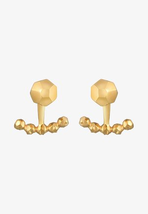 KUGEL  GEO - Earrings - gold-coloured