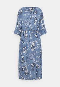 Kaffe - KAEKUA AMBER DRESS - Maxi dress - blue tone - 0