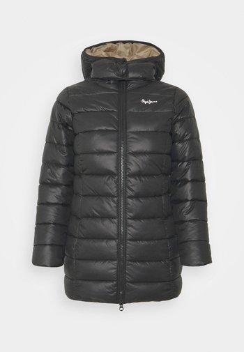 ANJA - Winter coat - black