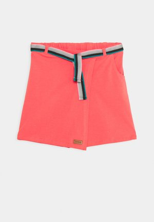 SKORT WITH BELT - Short - deep sea coral