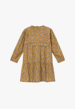 DIDIA - Shirt dress - canary