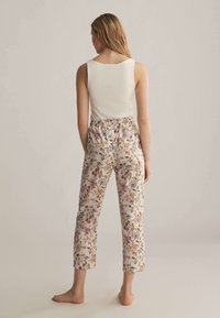 OYSHO - Pyjama bottoms - white - 2