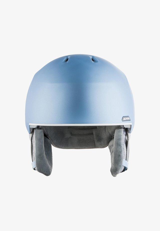 ALBONA - Helmet - skyblue-white matt