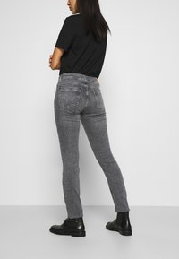 Marc O'Polo DENIM - ALVA REGULAR - Slim fit jeans - multi/pigeon mid grey - 3