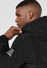 Harlem Soul - KNOX-VILLE - Windbreaker - black - 4