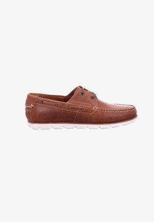 Boat shoes - braun