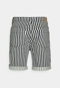 Denim Project - MR ORANGE STRIPE - Shorts - 167 block - 1