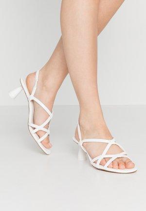 PERLA - Sandals - prestine