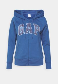 GAP - Bluza rozpinana - chrome blue - 0