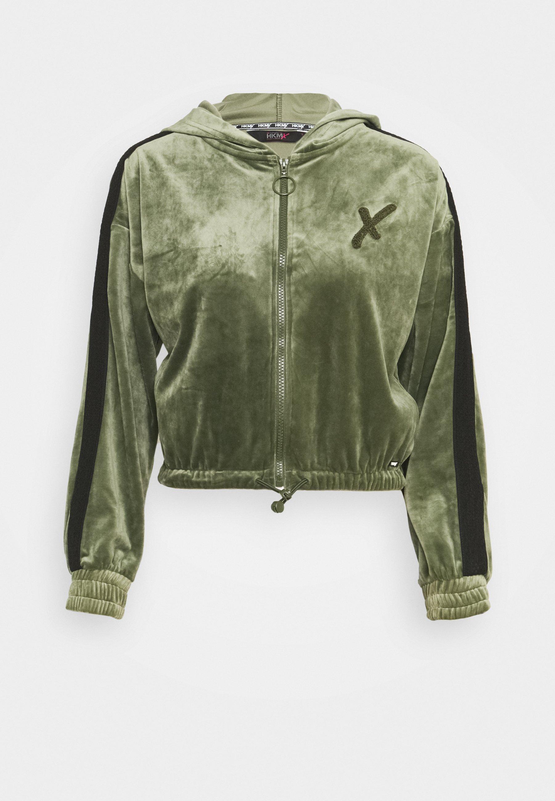 Women JACKET CROPPED - Training jacket