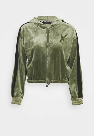 JACKET CROPPED - Veste de survêtement - four leaf clover