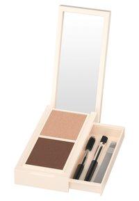 Sante - NATURAL EYEBROW KIT - Makeup set - - - 1