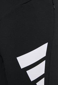 adidas Performance - LEGGING - Leggings - black - 2
