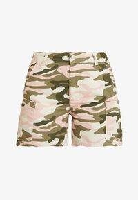 TWINTIP - Shorts - dark green - 3