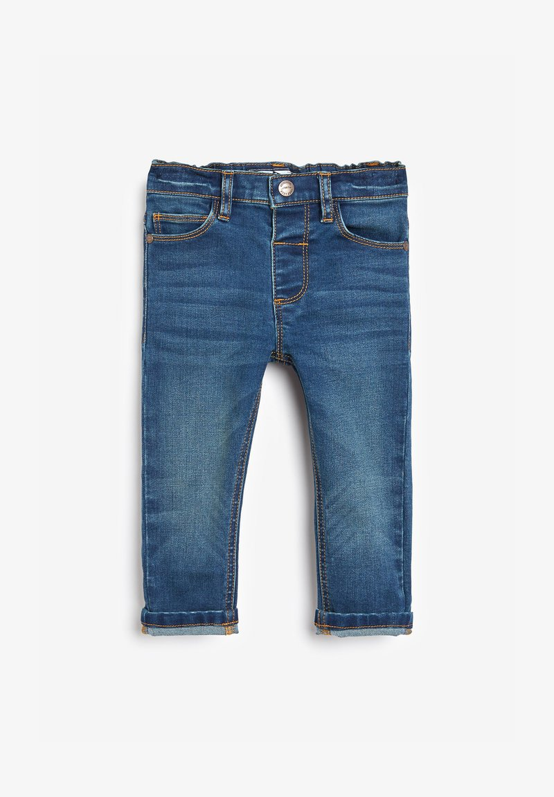 Next - TINT REGULAR FIT JEANS WITH STRETCH (3MTHS-7YRS) - Džíny Straight Fit - blue