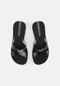 Ipanema - LIPSTICK STRAPS - Wedge sandals - black - 4