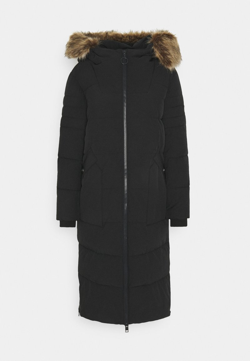 Esprit - PUFFER - Winter coat - black