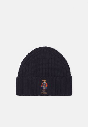 OUTDOOR BEAR HAT - Mütze - newport navy