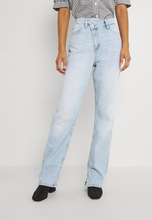AVERY - Relaxed fit jeans - blue