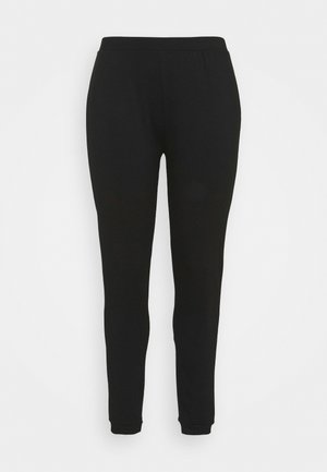 PCRELAX  - Tracksuit bottoms - black
